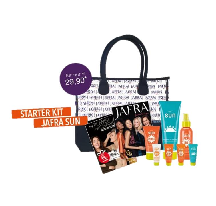 Jafra SUN Starter Kit