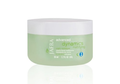 Jafra Advanced Dynamics - Mattierende Nachtcreme