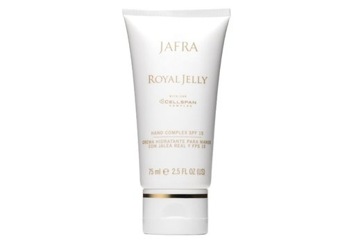 Jafra Royal Jelly Handcreme SPF 15