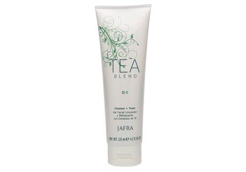 Jafra 2 in 1 Reinigung und Gesichtswasser mit Tee-Extrakt