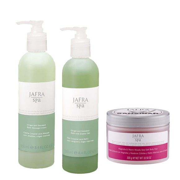 Jafra Spa Basic SPA Set