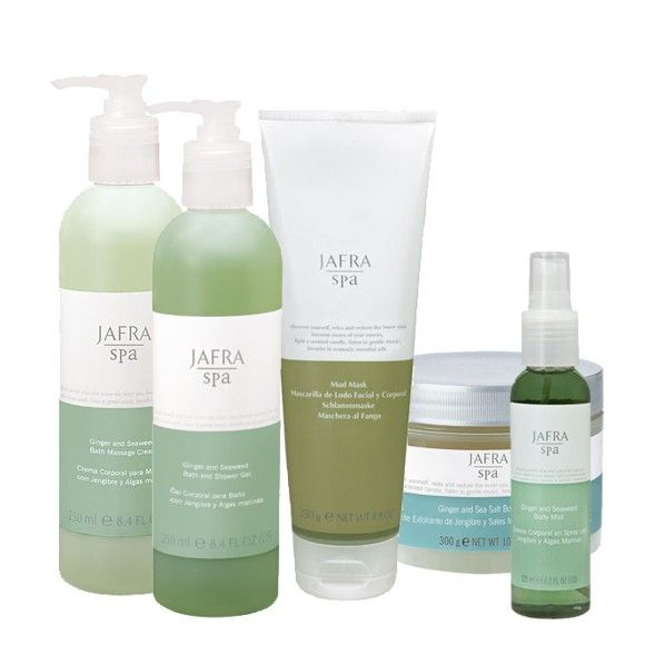Jafra Spa Deluxe SPA Set