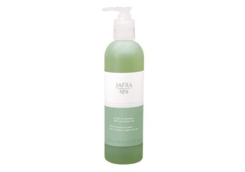 Jafra Ginger and Seaweed Bath and Shower Gel