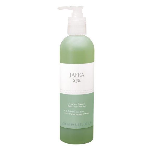 Jafra Ingwer & Algen Bade-und Duschgel