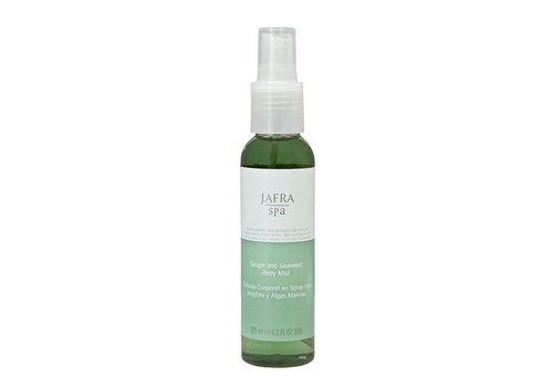 Jafra Ginger and Seaweed Body Mist