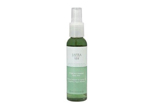 Jafra Ingwer und Algen Körperspray