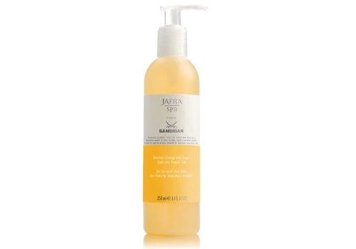 Jafra Brazilian Orange and Ginger Bath and Shower Gel