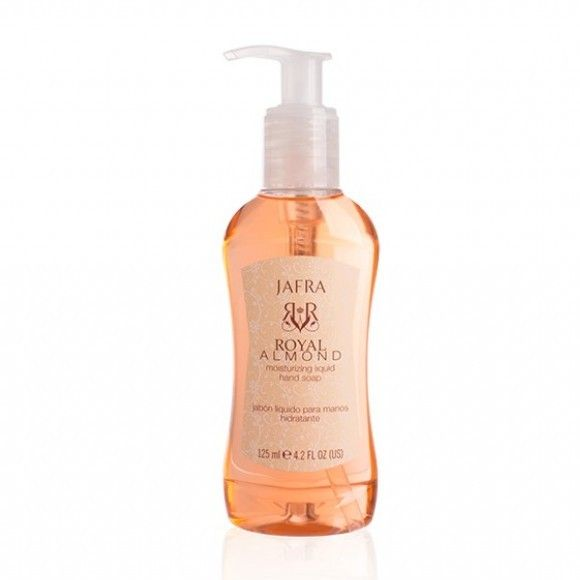 Jafra Royal Almond Hand Soap