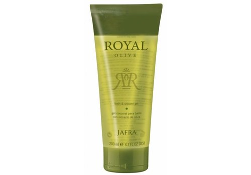 Jafra Royal Olive Bade-und Duschgel
