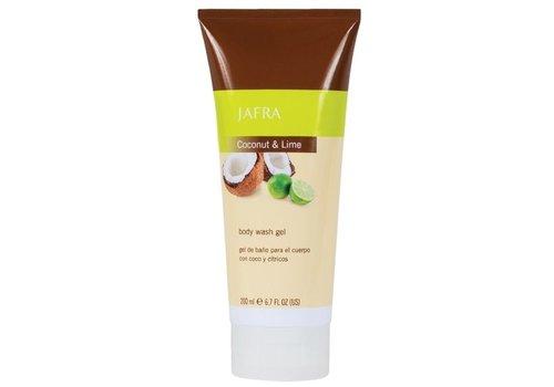 Jafra Coconut & Lime Bade und Duschgel