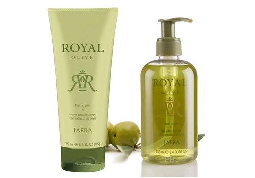 Jafra Royal Hand Set