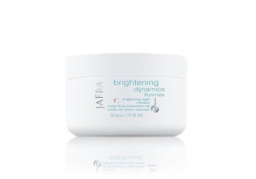 Jafra Brightening Dynamics - Nachtpflege für strahlende Haut
