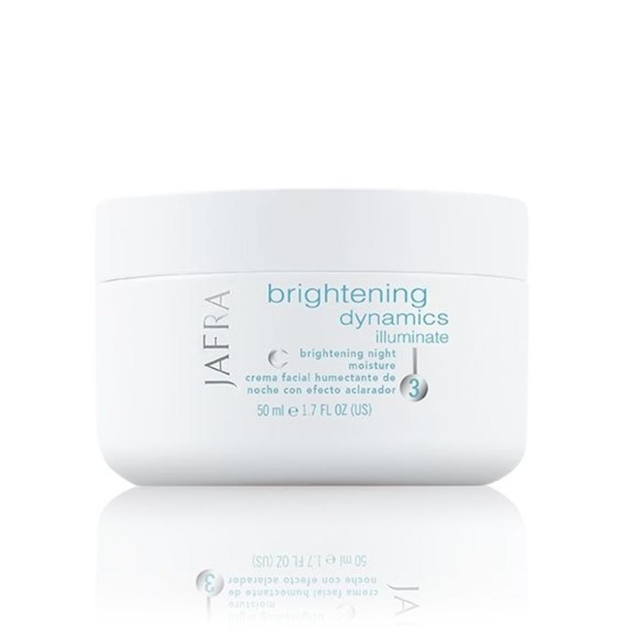 Brightening Dynamics - Nachtpflege für strahlende Haut