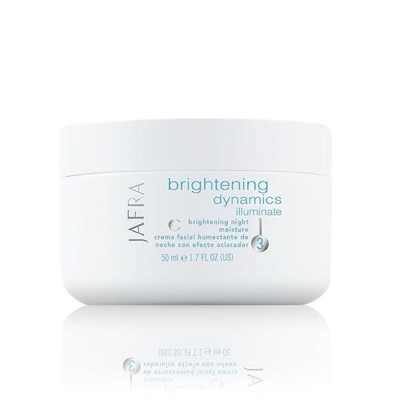 Jafra Brightening Dynamics Brightening Dynamics - Nachtpflege für strahlende Haut