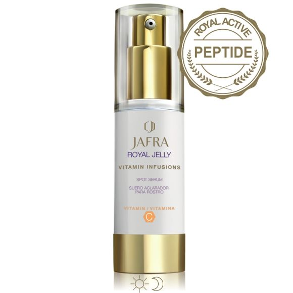 Jafra Royal Jelly Vitamin C Infusions Strahlende Haut Serum