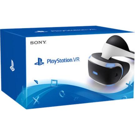 PlayStation VR (Virtual Reality)