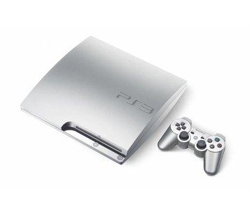 Sony Playstation 3 Slim Zilver 320gb
