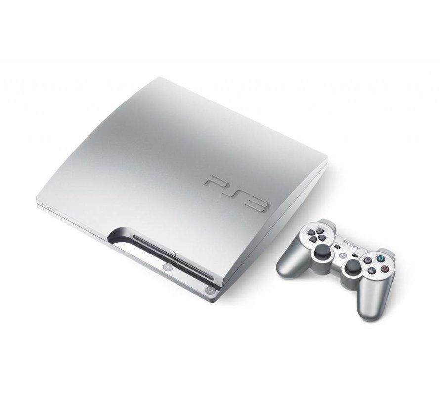 Playstation 3 Slim Zilver 320gb