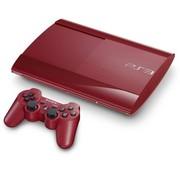 Sony Playstation 3 Super Slim 500gb Rood