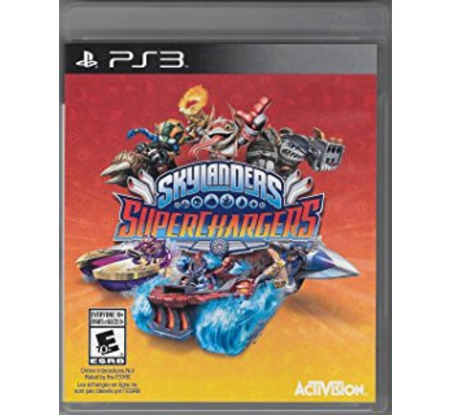 Skylanders SuperChargers (game only)