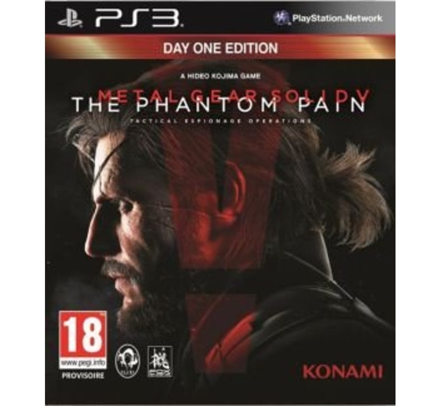 Metal Gear Solid V - The Phantom Pain Day One Edition