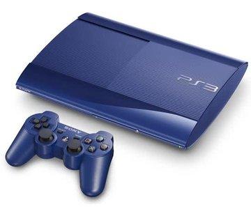 Sony Playstation 3 Super Slim 120gb Blue