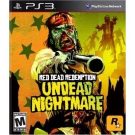 Red Dead Redemption Undead Nightmare