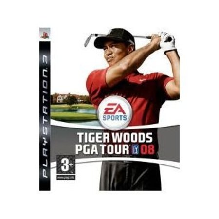 EA Sports Tiger Woods PGA Tour 08
