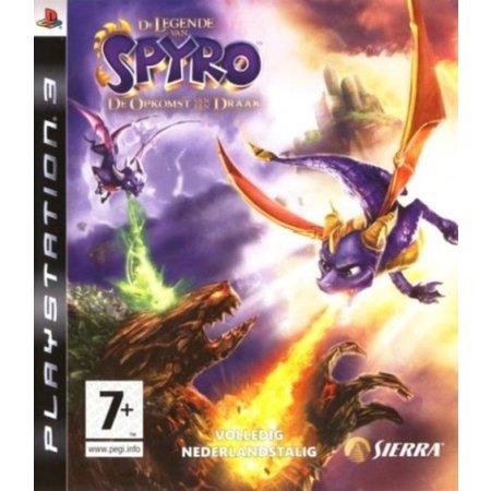 De Legende Van Spyro: De Opkomst van een Draak