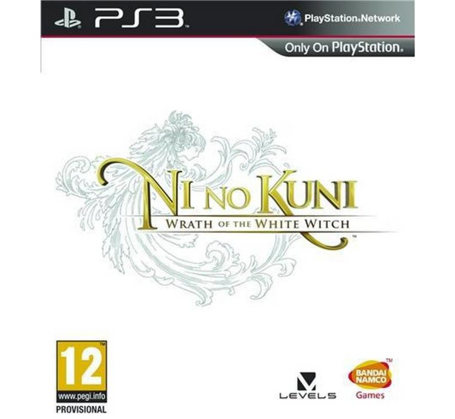 Ni No Kuni - Wrath Of The White Witch