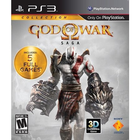 God of War Saga (God of War 1, 2 & 3)
