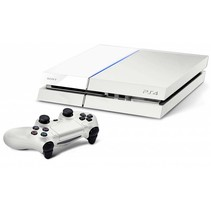 Playstation 4 500gb Wit (Online Ban)