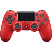Sony PlayStation 4 Wireless Dualshock Controller - Rood PS4