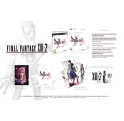 Final Fantasy (13) XIII-2 - Limited Collector's Edition
