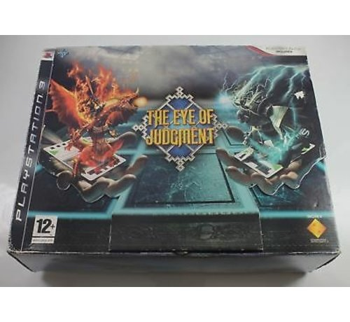 The Eye Of Judgement - Special Limited Edition - Bundle Pack - Playstation Eye - Playstation 3
