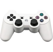 Playstation 3 Doubleshock Wireless Controller - White
