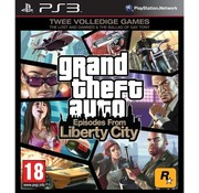 Grand Theft Auto IV (GTA 4) Episodes from Liberty City