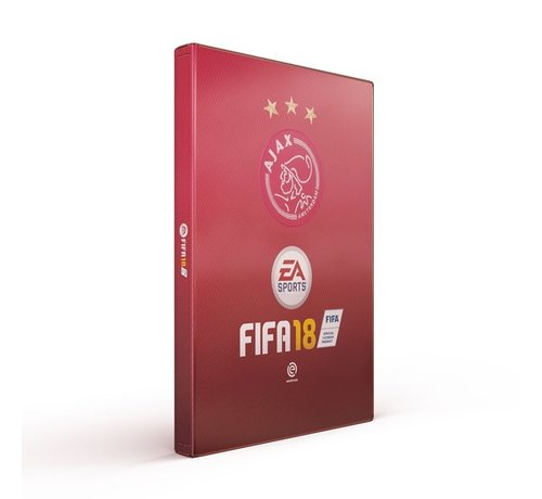 Fifa 18 - Ajax Limited Edition - Steelbook with game