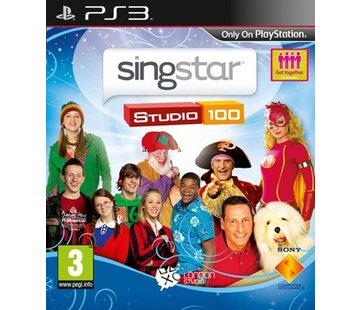 Singstar - Studio 100