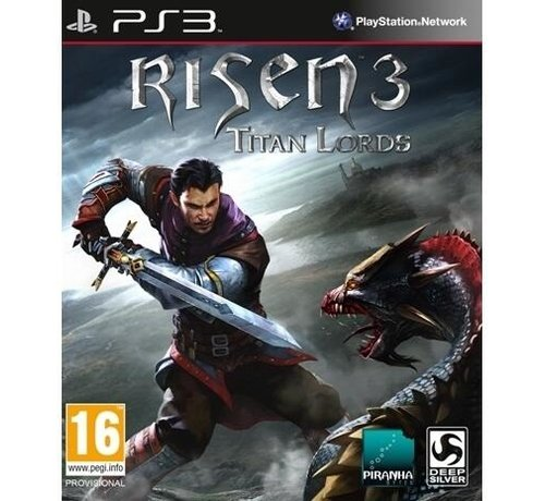 Risen 3 - Titan Lords - First Edition