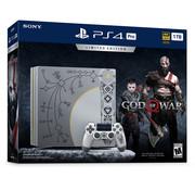 Playstation 4 Pro 1tb - God of War Limited Edition