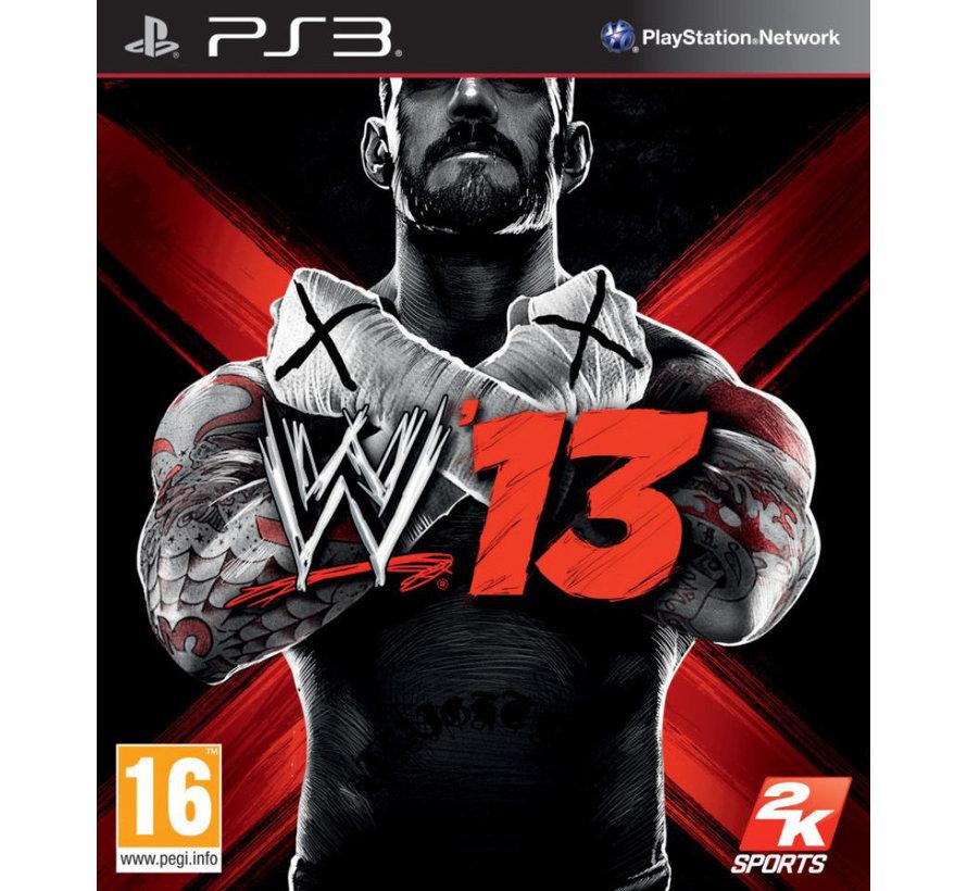 WWE '13 (W13)