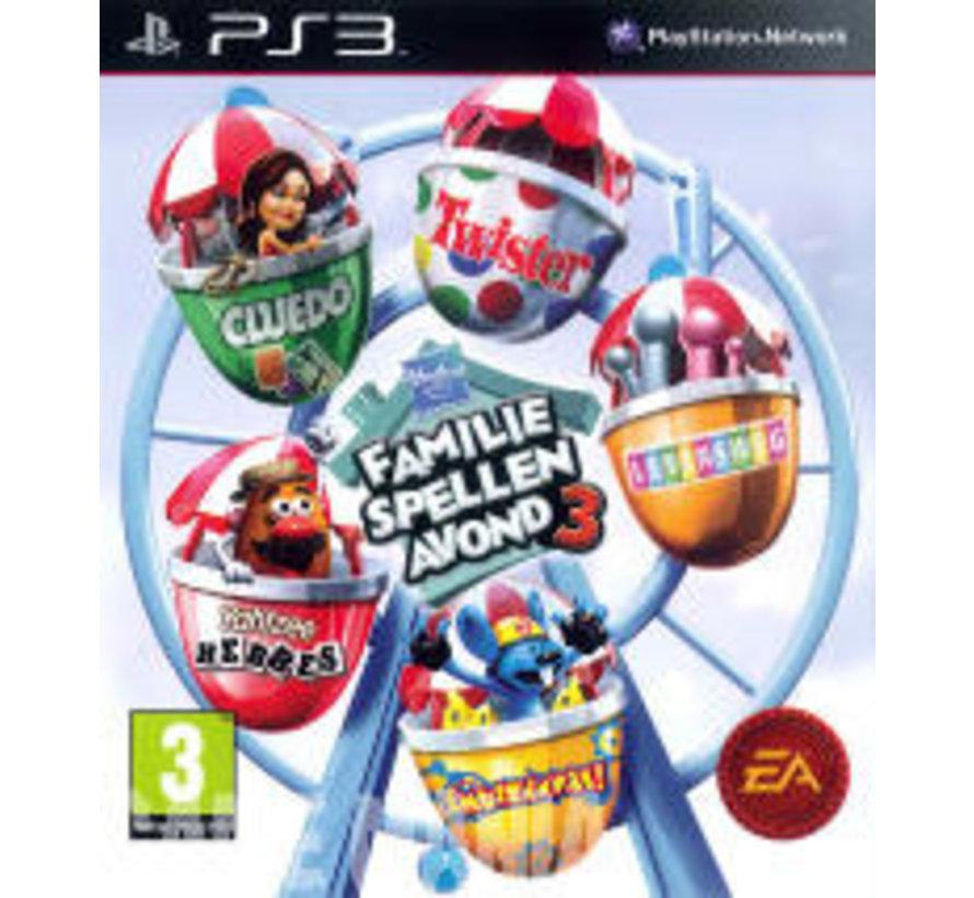Hasbro - Familie Spellen Avond 3
