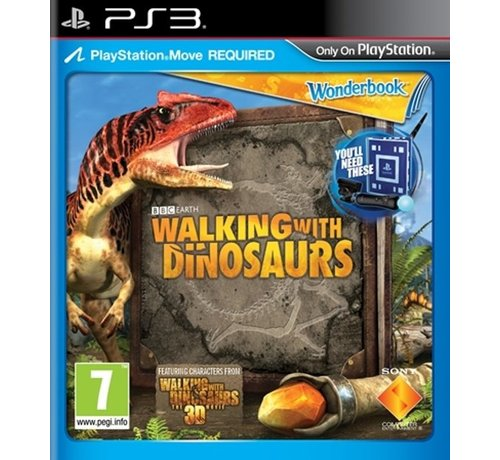 Wonderbook - Walking With Dinosaurs - Game Only