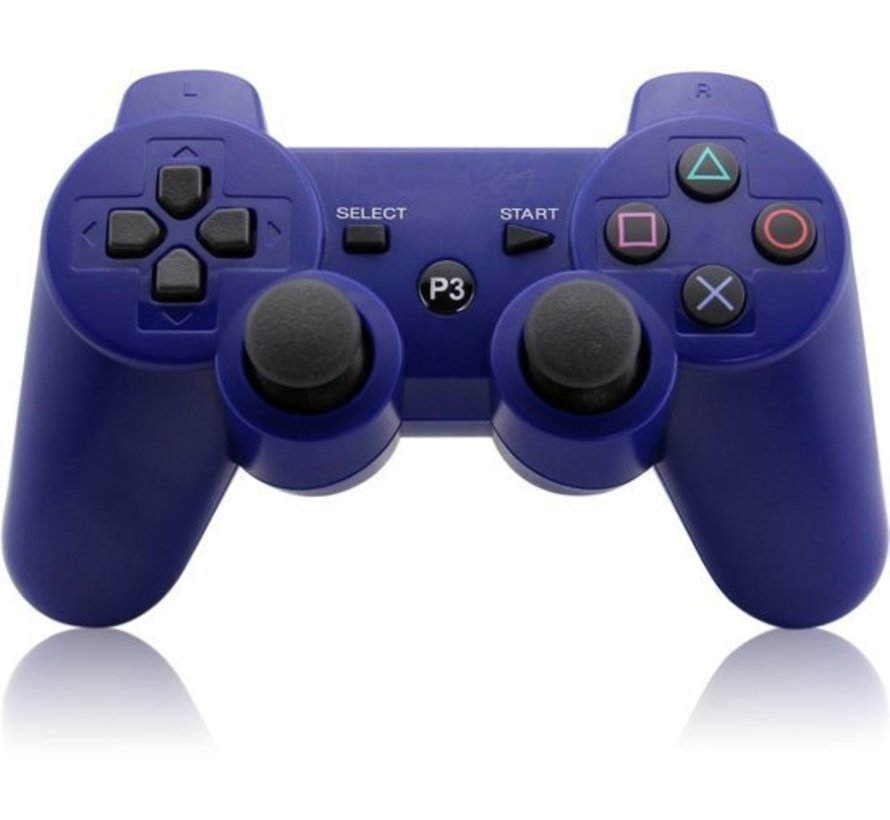Playstation 3 Wireless Controller - Blauw