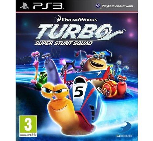 Turbo - Super Stunt Squad