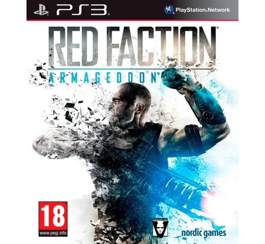 Red Faction - Armageddon