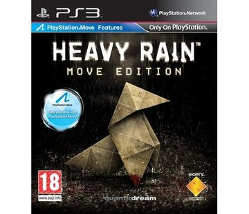 Heavy Rain - Move Edition