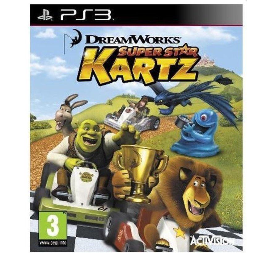 Dreamworks - Super Star Kartz