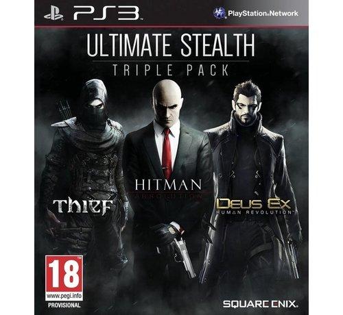 Ultimate Stealth Triple pack - Thief, Hitman, Deus Ex